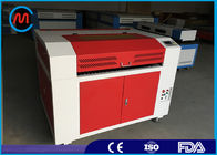 Stainless Steel Portable Rotary Laser Cutting Machine Co2 40w High Accuracy