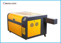 6040 USB CO2 Laser Cutting And Engraving Machine With Honeycomb Table Rotary System