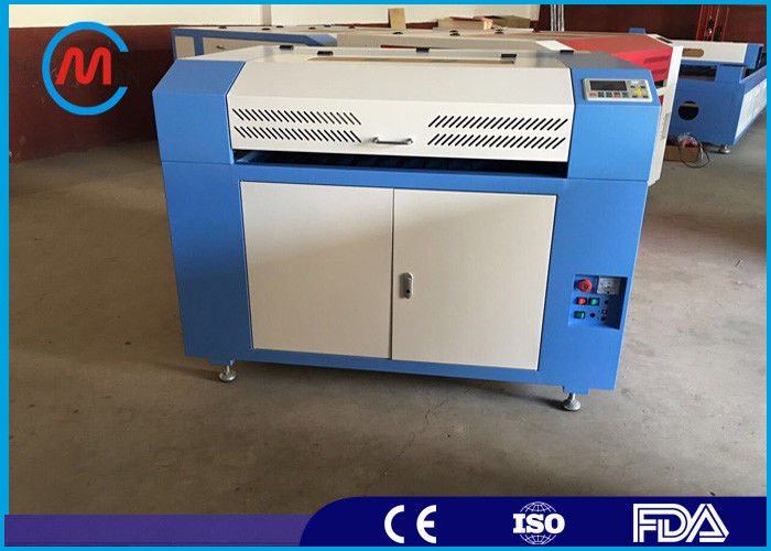 Digital Wood Laser Cutting Machine , 100w Co2 Laser Engraving Cutting Machine