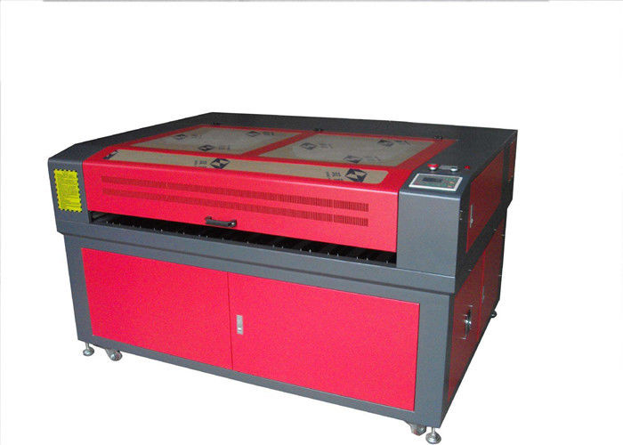 Water Cooling Small Co2 Laser Cutting Machine Operating Temperature 0 - 45°C