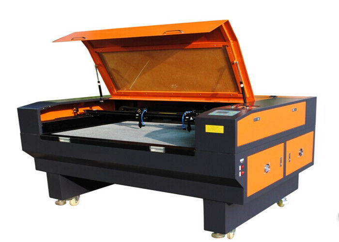 80W CO2 Laser Engraving Machine 1390  Co2 Laser Engraver For Leather , Cloth