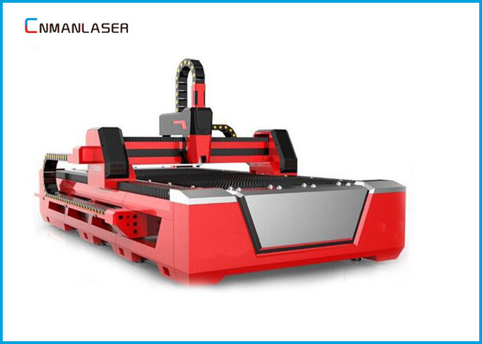 300W 500W Fiber Laser Cnc Cutting Machine For Metal Stainless Steel
