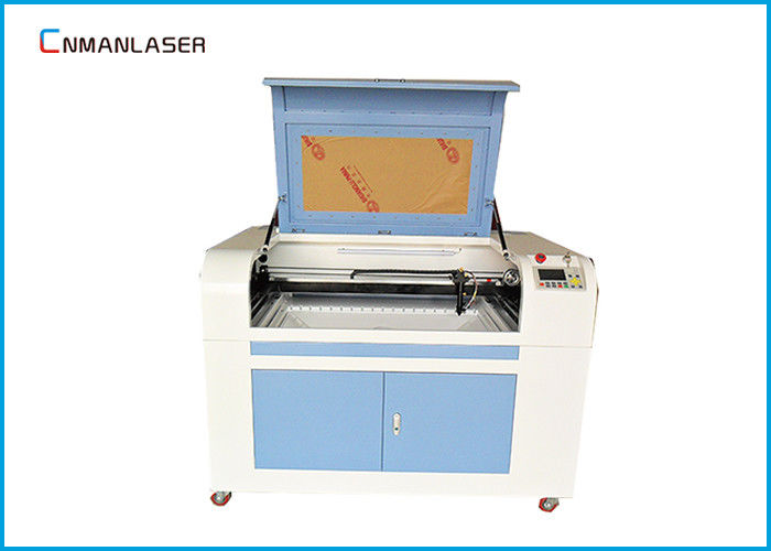 Wedding Card Leather CO2 Laser Engraving Cutting Machine Portable Laser Engraver 60w 80W
