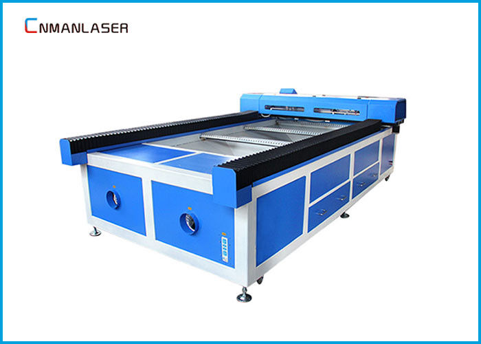 MDF Stainless Steel Carbon Fabric Laser Cutting Machine With CE FDA