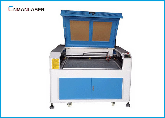 6090 Cnc Laser Cutting Machine CO2 Wood Fabric Foam Board 600mm/s Speed