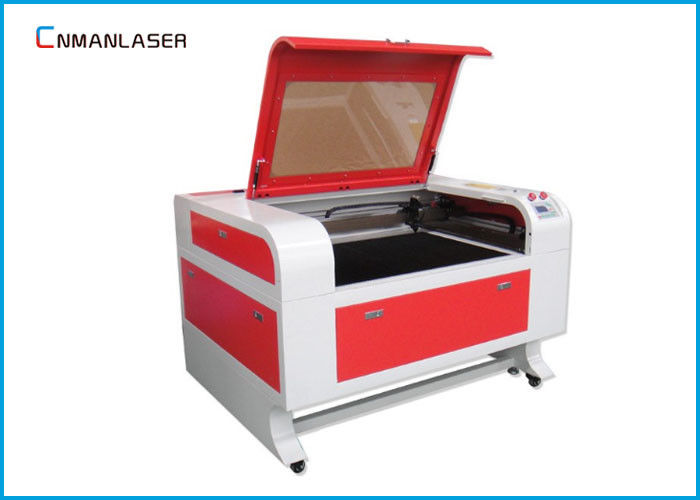 6090 100w Marble Granite Gum Paper CNC CO2 Laser Engraving Cutting Machine 220V