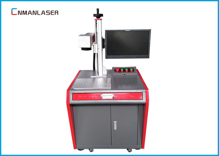 JPT Mopa Color Mini Portable Fiber Laser Marking Machine With Auto Focus