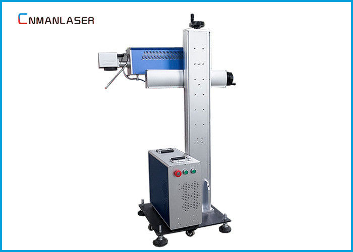 Paper Leather Acrylic Dynamic Co2 Laser Marking Machine With Auto Focusing